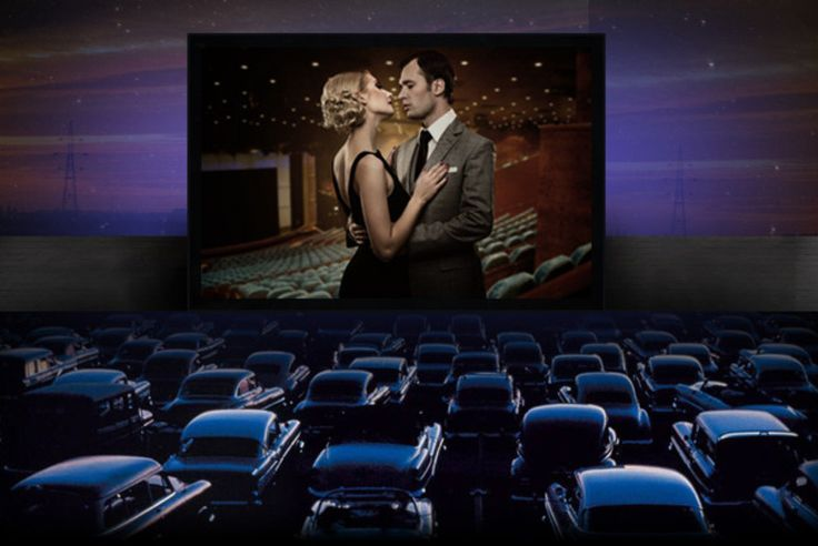 Drive-In Cinema experience - up to 5 people!