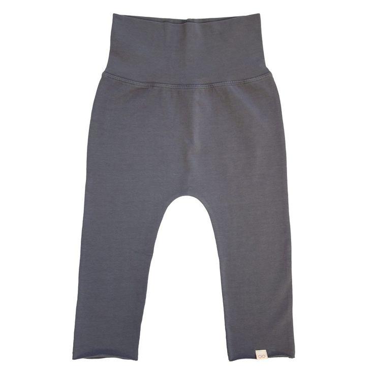 KIDS PANTS shadow gray