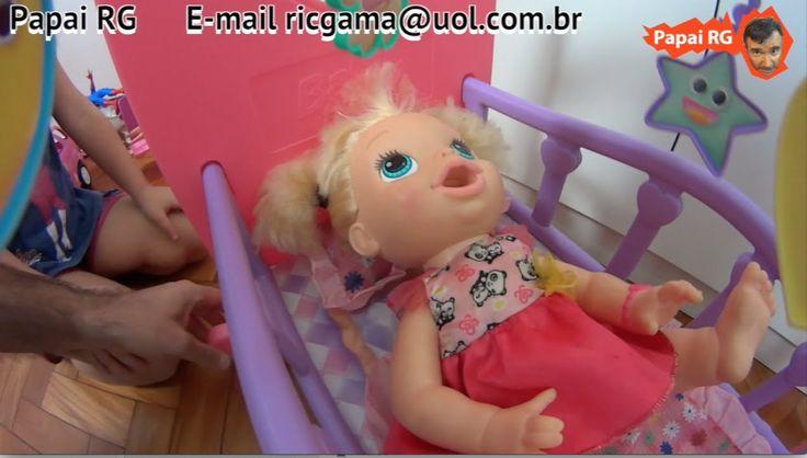 Baby Alive  berço fraldas mamadeira Disney Ken Barbie  Homem Aranha Capi... #homemaranha #aranha #spider #spiderman #eterparker #avengers #vingadores #toys #toys #おもちゃ #barbie #dolls #doll #kids #kids  #puppet #babyalive #lego #imaginext #marvel #DC #Comics #escola #school #educação #education #kid #kids #lol