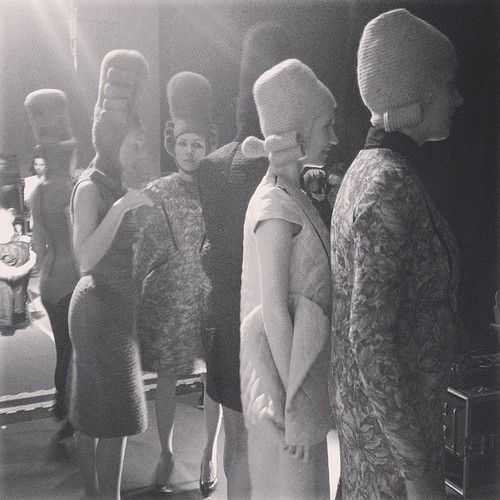Backstage FW 14/15 spbfashionweek.ru #spbfw #backstage #fashion #peterburg #look #collection #backstage #beauty #trend #style #fw1415