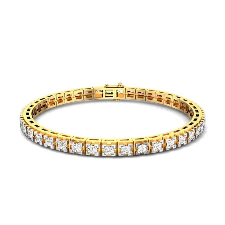 Vanessa Diamond Bracelet