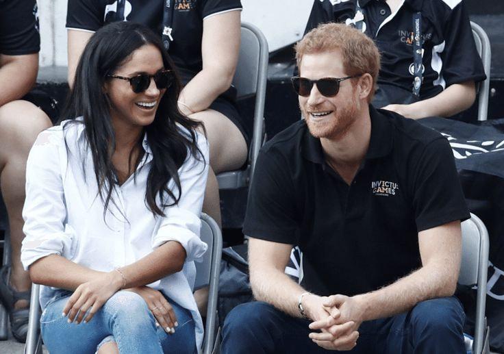 Prince Harry and Meghan Markle make their first official appearance together as a couple.