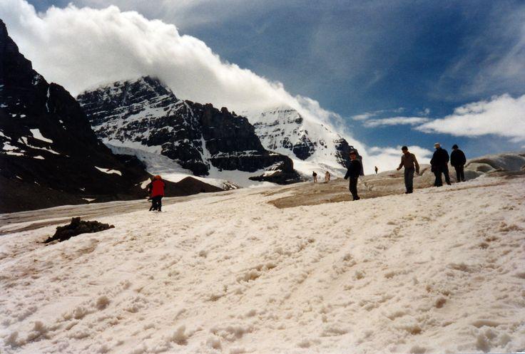 Columbian Icefields, Alberta