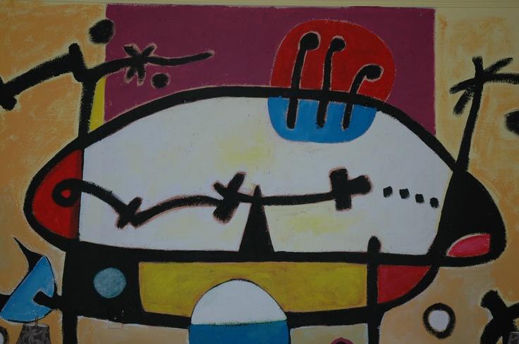 Wall art......by Pedro Saorin