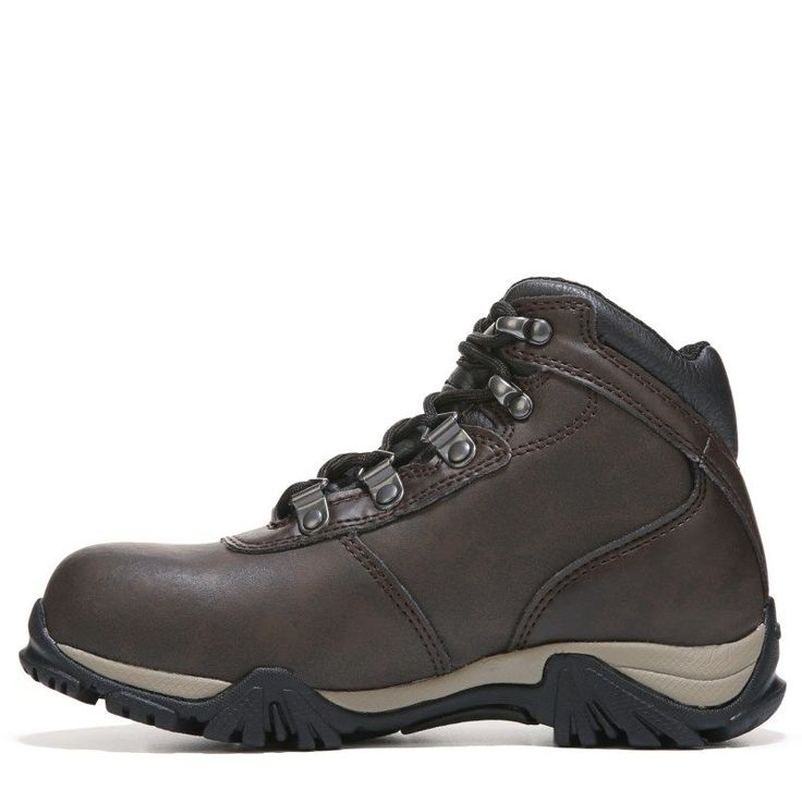 Hi-Tec Kids' Altitude V Waterproof Hiking Boot Toddler/Preschool Boots (Dark Brown Leather)