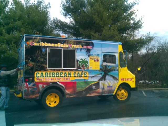 Caribbean Cafe Truck Food Truck