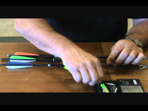 Choosing the Best Crossbow Arrows and Broadheads