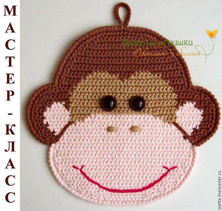 вязаные обезьянки схемы - Поиск в Google