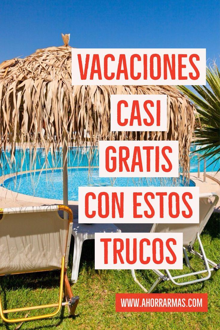 Ahorra dinero en tus vacaciones
