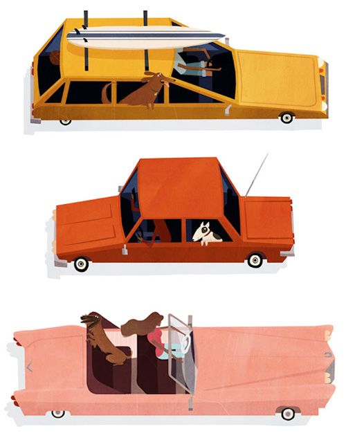 Emmanuelle Walker's Dogs & Cars