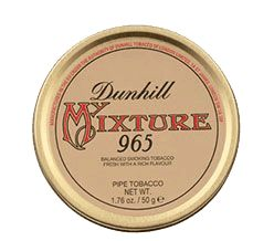 Dunhill My Mix 965 Pipe Tobacco 50 Gr. Price: £13.49