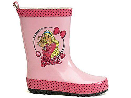 Barbie Mattel Regenstiefel, Gummistiefel Pink - http://on-line-kaufen.de/mattel-barbie/barbie-mattel-regenstiefel-gummistiefel-pink