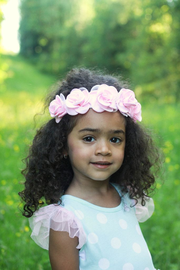 Pink Dava Crown – Arrow & Lace Designs Floral Crown