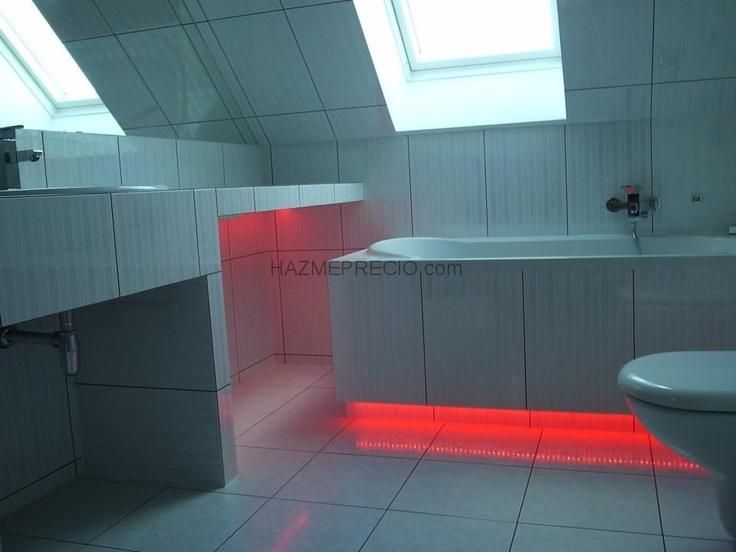 Reforma integral baño 4m2