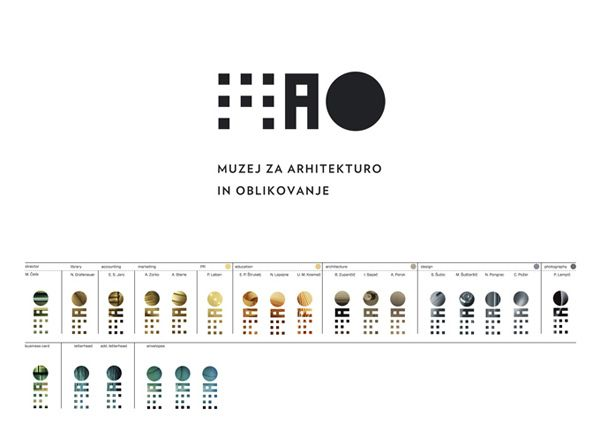 logo / Museum of Architecture and Design