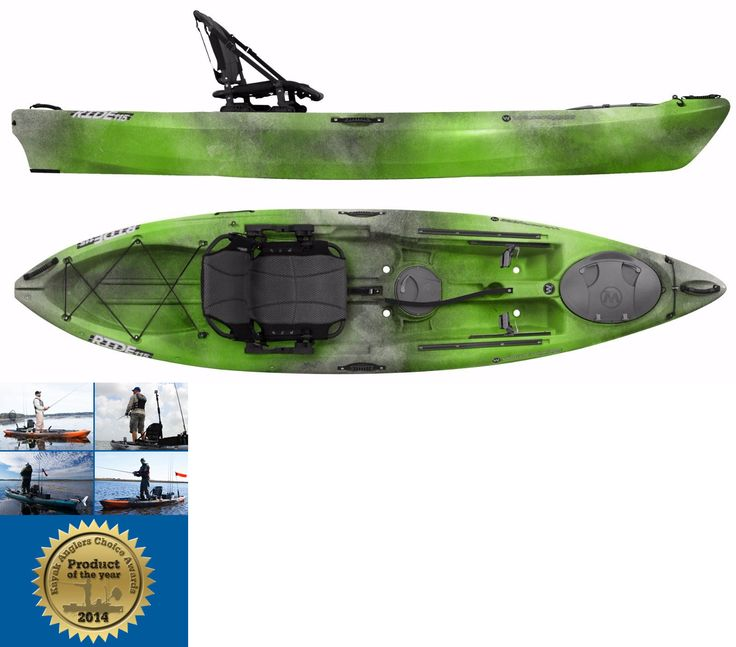 Kayaks 36122: 2016 Wilderness Systems Ride 115 Max Fishing Kayak - Sonar -> BUY IT NOW ONLY: $967.2 on eBay!