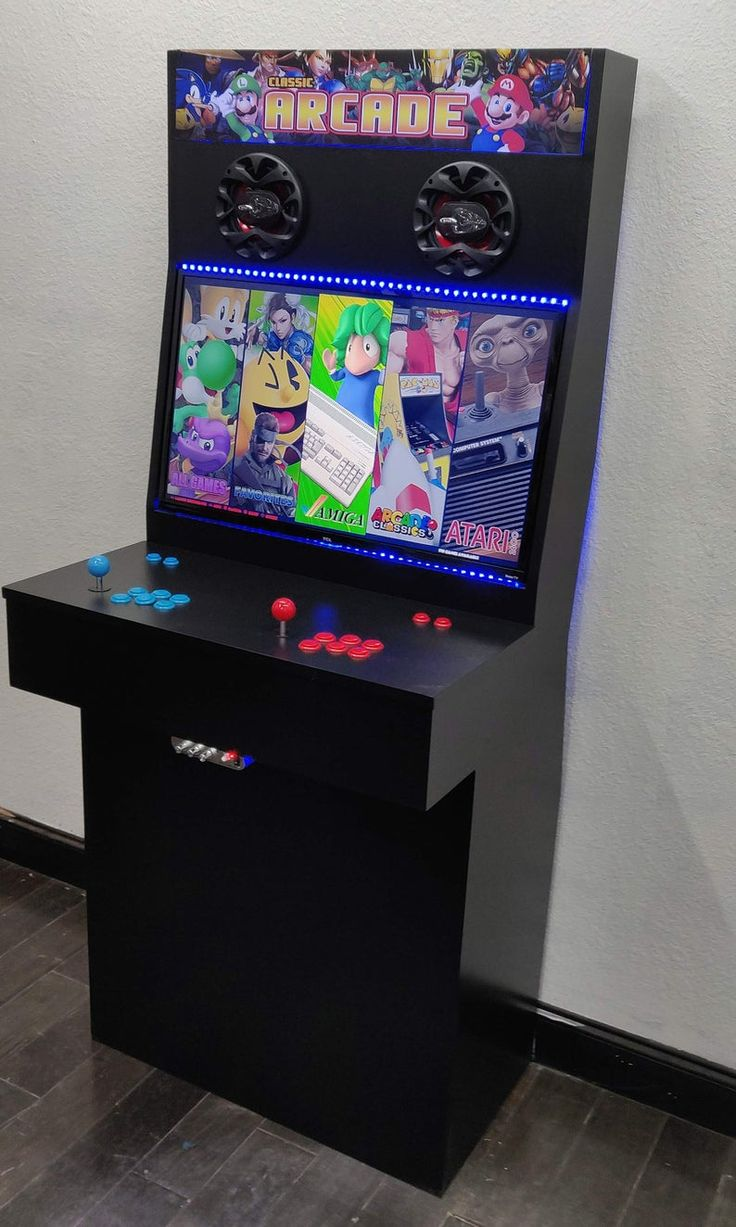 Arcade slim model fully loaded with over 14