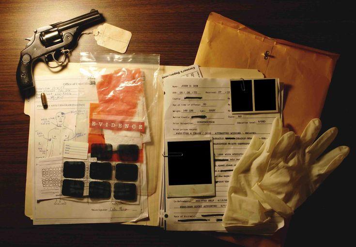 Image result for evidence file police