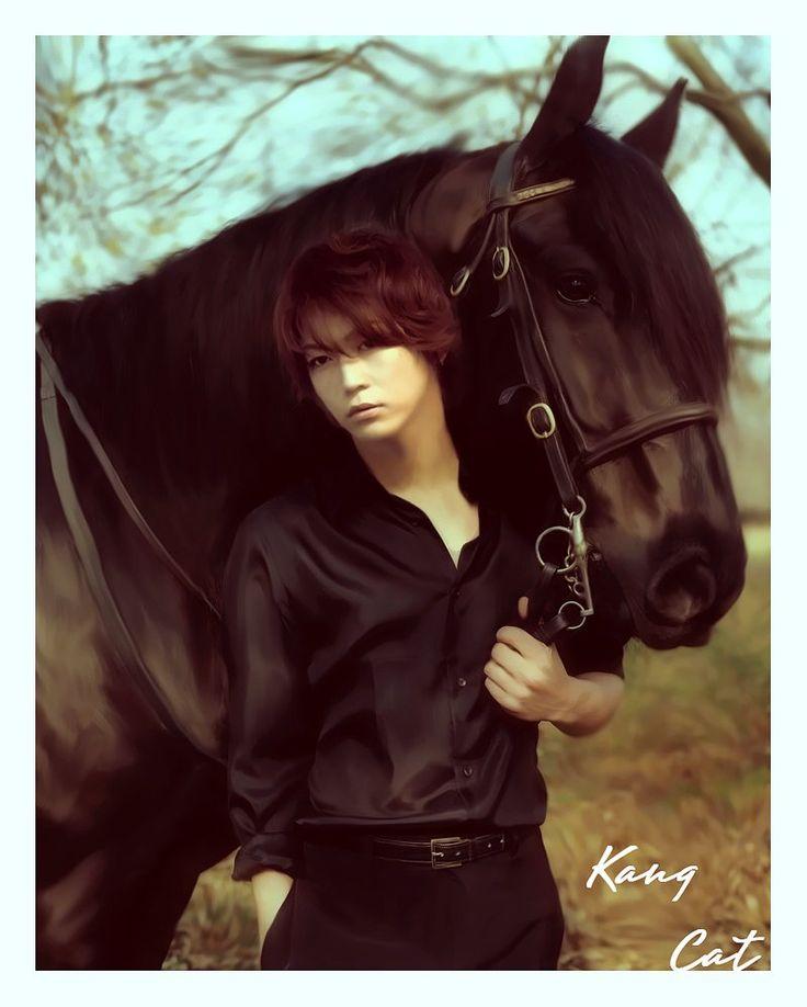 .Kazuya Kamenashi. by Kang-Cat on DeviantArt