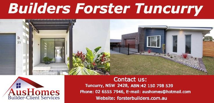 Forsterbuilders.com.au, one of the customized home builders in Forster Tuncurry