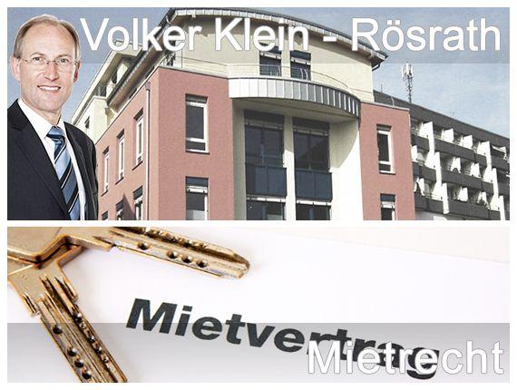 Ihr Rechtsanwalt in Rösrath für Miet- und Wohnungseigentumsrecht - Da dieser Lebensbereich viele von uns betrifft, ergeben sich hieraus auch viele Streitigkeiten und eine ebensolche Fülle von Gerichtsentscheidungen. Ich vertrete sowohl Mieter als auch Vermieter, so dass ich die mietrechtlichen Themen sowohl aus der einen als auch aus der anderen Sicht kenne. Diese Erfahrung ist eine solide Basis, auf die Sie bauen können. http://www.ra-klein-roesrath.de/miet-und-wohneigentum.php