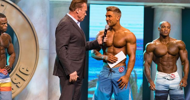 Ryan eats 3,800 calories a day and drinks five litres of water to maintain his incredible physique which helped him win a world title for best body
