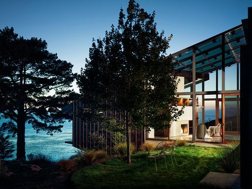 ShowCase: Fall House by Fougeron Architecture | Photo © Joe Fletcher Photography | Archinect