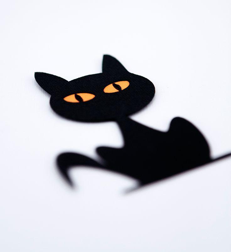 Pisica Halloween