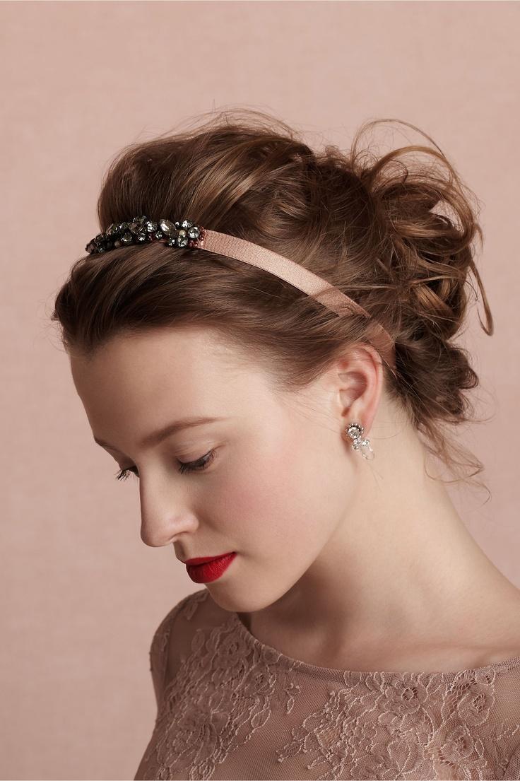 Cassis Headband | Hair jewelry, Headbands, Hair styles