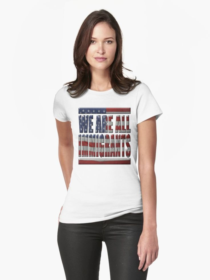 WE ARE ALL IMMIGRANTS by Paparaw