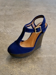 fall wedges