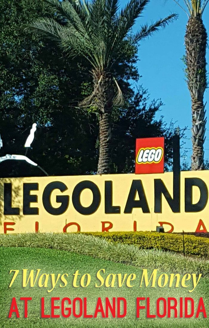 Money-saving tips for Legoland Florida: Like many theme parks, Legoland can be expensive. Here are 7 ways you can stick to your family vacation budget on your next trip.