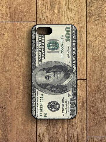 100 Dollar iPhone 5 S Case