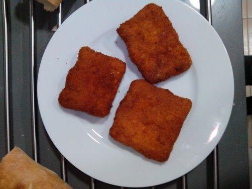 Nuggets de pollo para #Mycook http://www.mycook.es/receta/nuggets-de-pollo-2/
