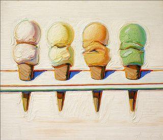 Inspiration Monday: Wayne Thiebaud