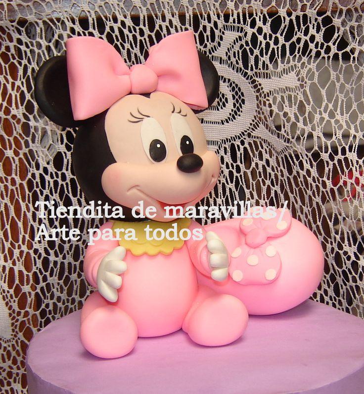 minnie mouse bebé