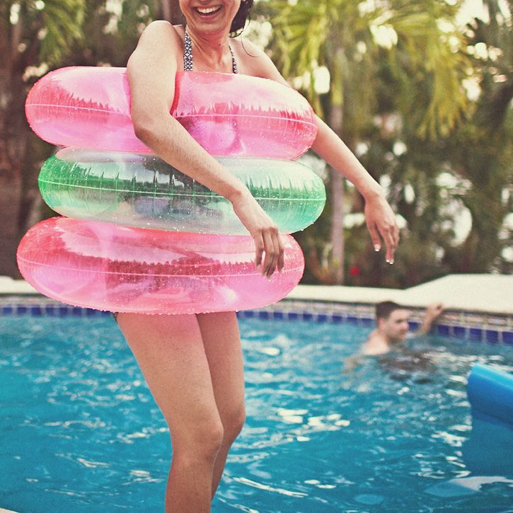 one love photo: Pools Games, Pools Time, Pink Summer, Pools Fun, Pools Parties, Summer Fun, Summertime, Life Savers, Summer Time