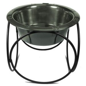 Platinum Pets Olympic Diner Stand Dog Bowl | Elevated Stands | PetSmart