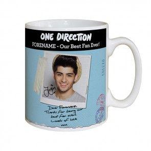 Zayn Malik Personalised Mug