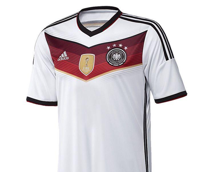 Trikot Deutschland 4 Sterne