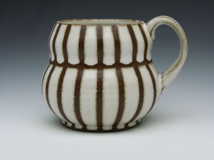 Jeremy Ayers' mug. This originally appeared in the June/July/August 2015 issue of Ceramics Monthly. http://ceramicartsdaily.org/ceramics-monthly/ceramics-monthly-junejulyaugust-2015/