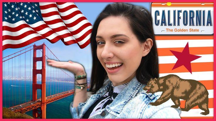 ПУТЕШЕСТВИЕ ПО США / АКУЛА УЛЫБАКА!!! / CALIFORNIA (Выпуск 1/3)