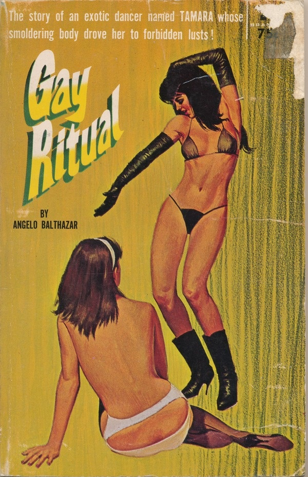 The story of an exotic dancer named Tamara whose smoldering body drove her to forbidden lusts!