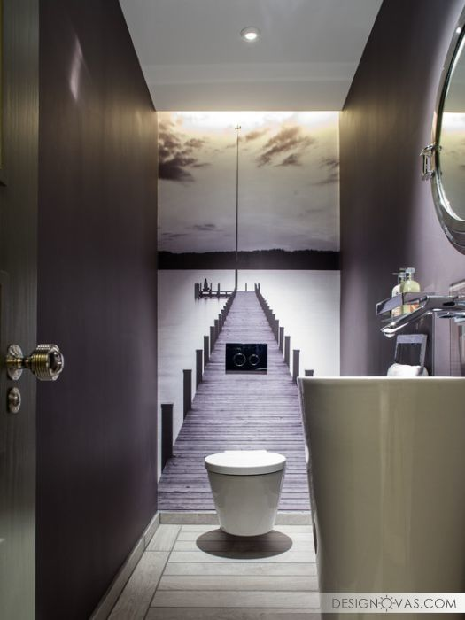 21 Big Ideas for Tiny Bathrooms
