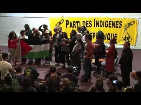 Reportage sur le 10ème anniversaire du PIR   Les Indigènes de la République