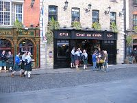 Dublin  Lyhyt matkakertomus Dublinista, 22.2. - 25.2.2008 #dublin #irlanti #matkakertomus #ToniJackman http://www.maailmapalaa.com/2008/02/dublin.html