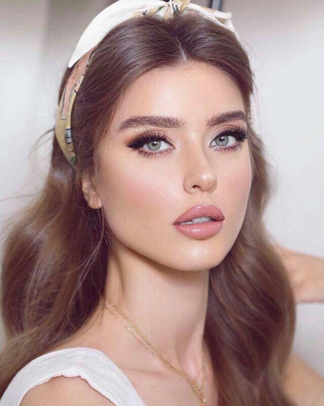 Pinterest Littlemillelemos Wedding Makeup Looks Bride Makeup