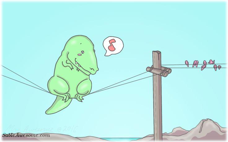 » Dinosaur for Tarzan