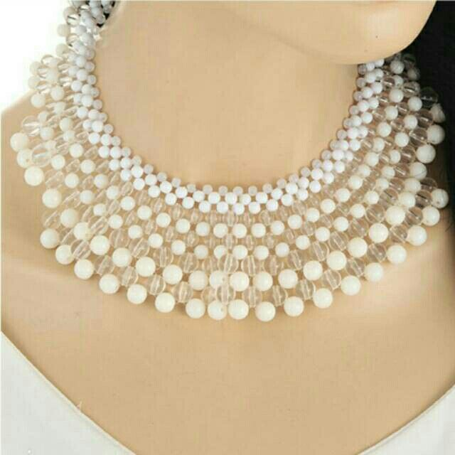 Saya menjual Kalung Fashion beads weaving multilayer collar -RB66FA seharga Rp47.000. Dapatkan produk ini hanya di Shopee! https://shopee.co.id/deventostore/49816913 #ShopeeID