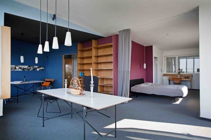 Hans Scharoun - Atelier am Heilmannring - Berlin Charlottenburg Nord
